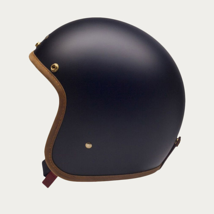 Black Hedonist Stable Helmet | Bombinate