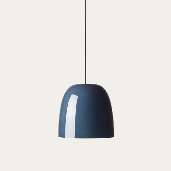 Blue Glass Cece Mini Pendant  | Bombinate