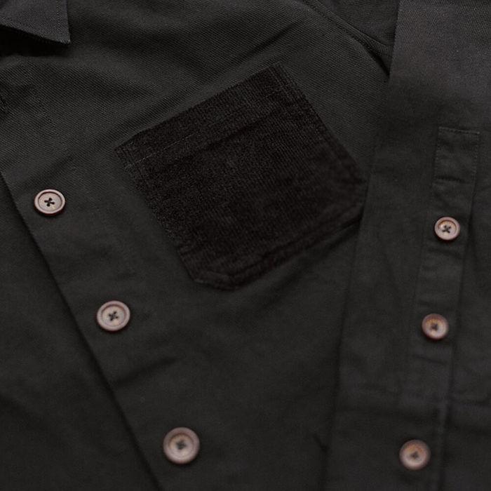 Black Outshirt | Bombinate