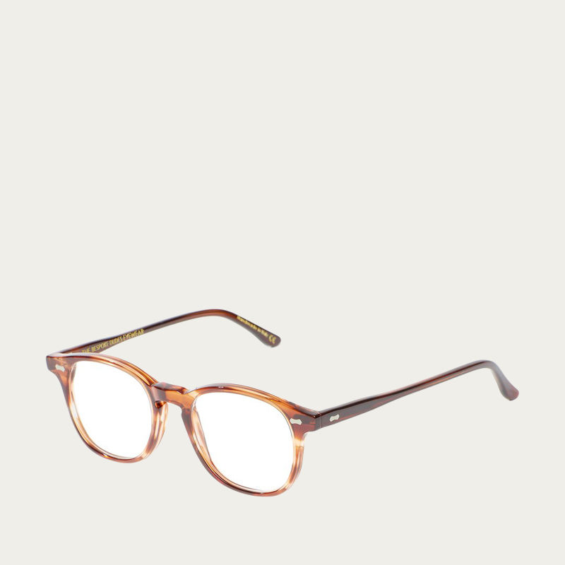 Classic Tortoise Optical Shetland Glasses    Bombinate