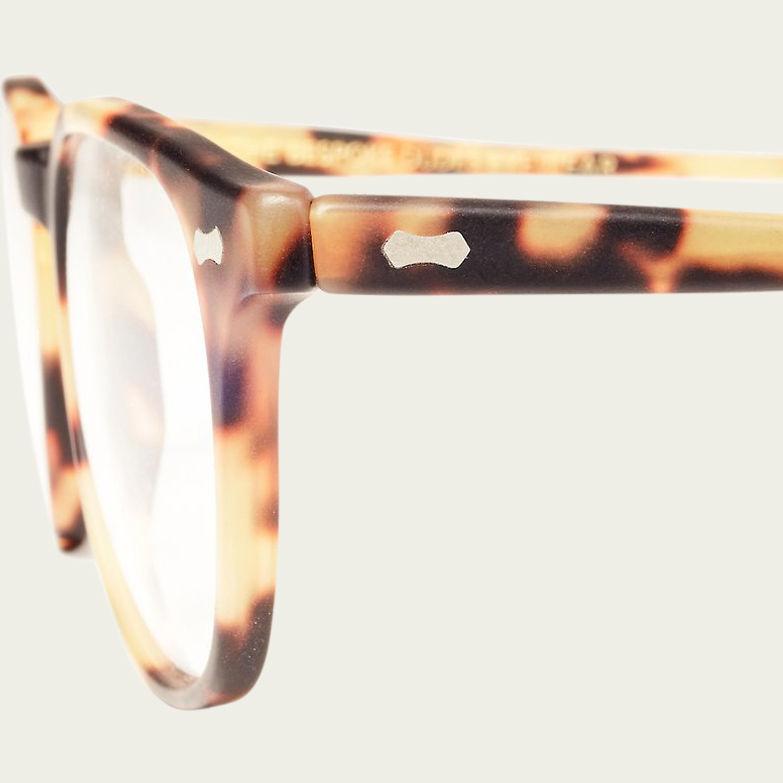 Havana Optical Shetland Glasses  | Bombinate