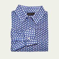 Blue Kilfi Shirt  | Bombinate