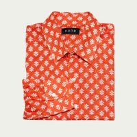 Orange Kisumu Shirt | Bombinate