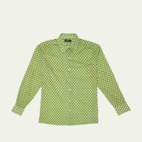 Green Mkokoni Shirt  | Bombinate