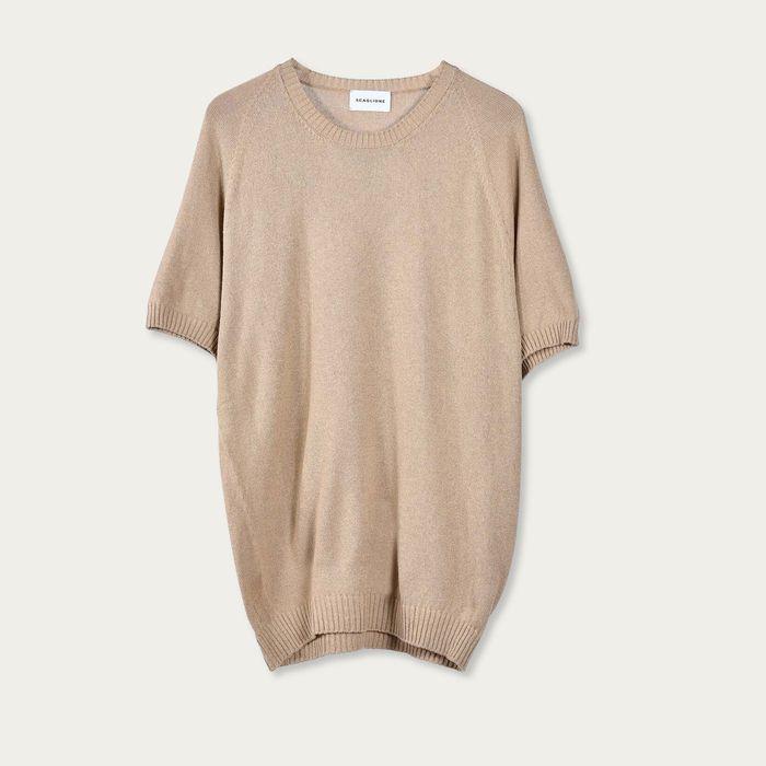 Fango Raglan Silk T-Shirt | Bombinate