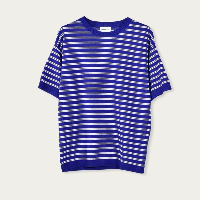 Royal/White Riga Portofino T-Shirt   Bombinate