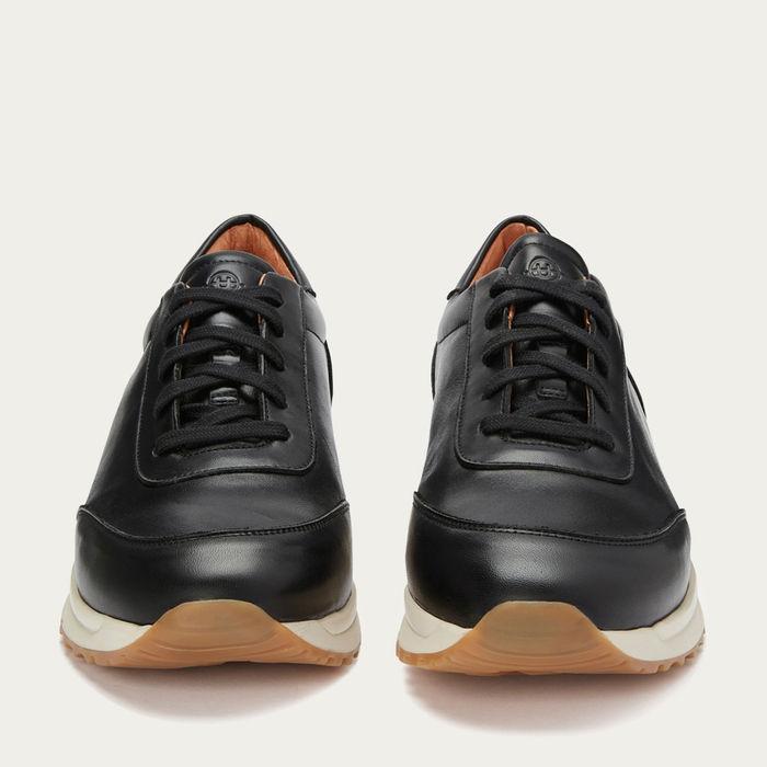 Black Leather Trinity    Bombinate