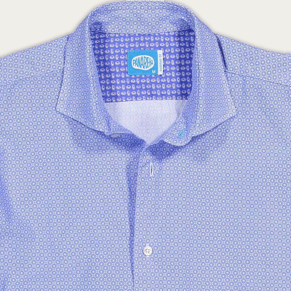 Blue Comporta Shirt | Bombinate