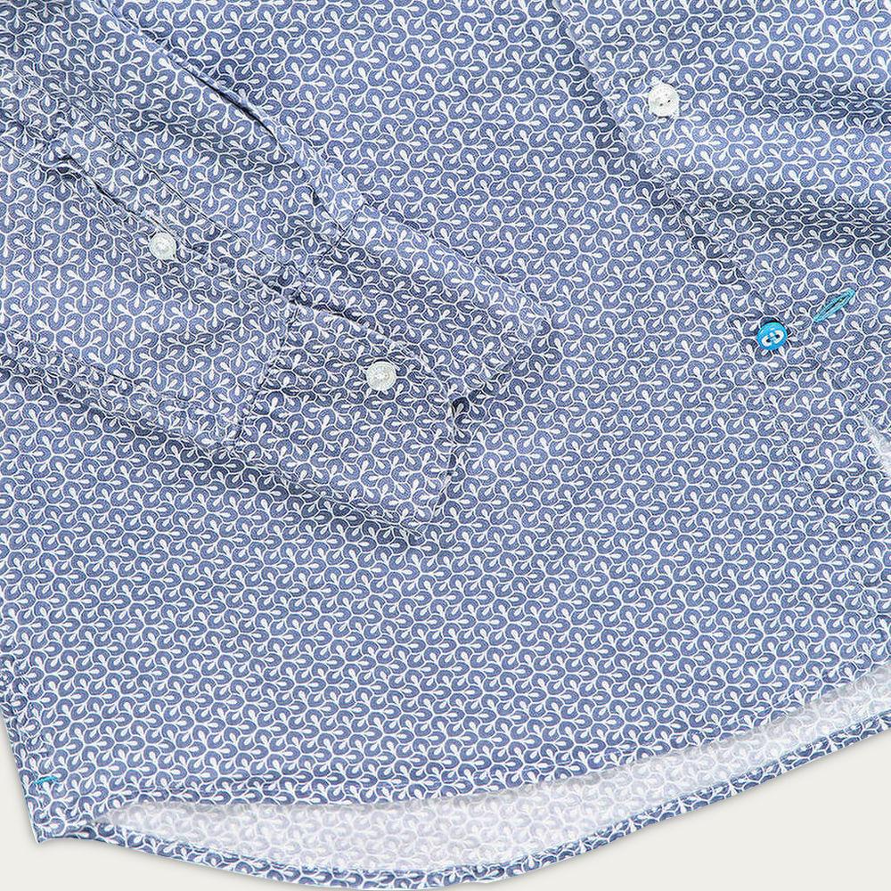 Grey Sagres Shirt | Bombinate