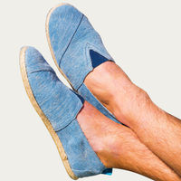 Blue Whelk Espadrilles | Bombinate