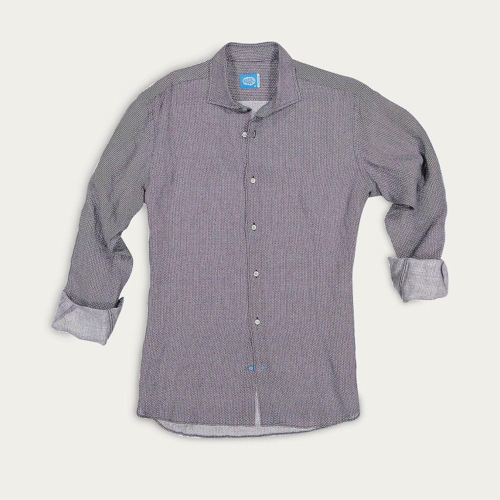 Blue Kapalua Linen Shirt   Bombinate