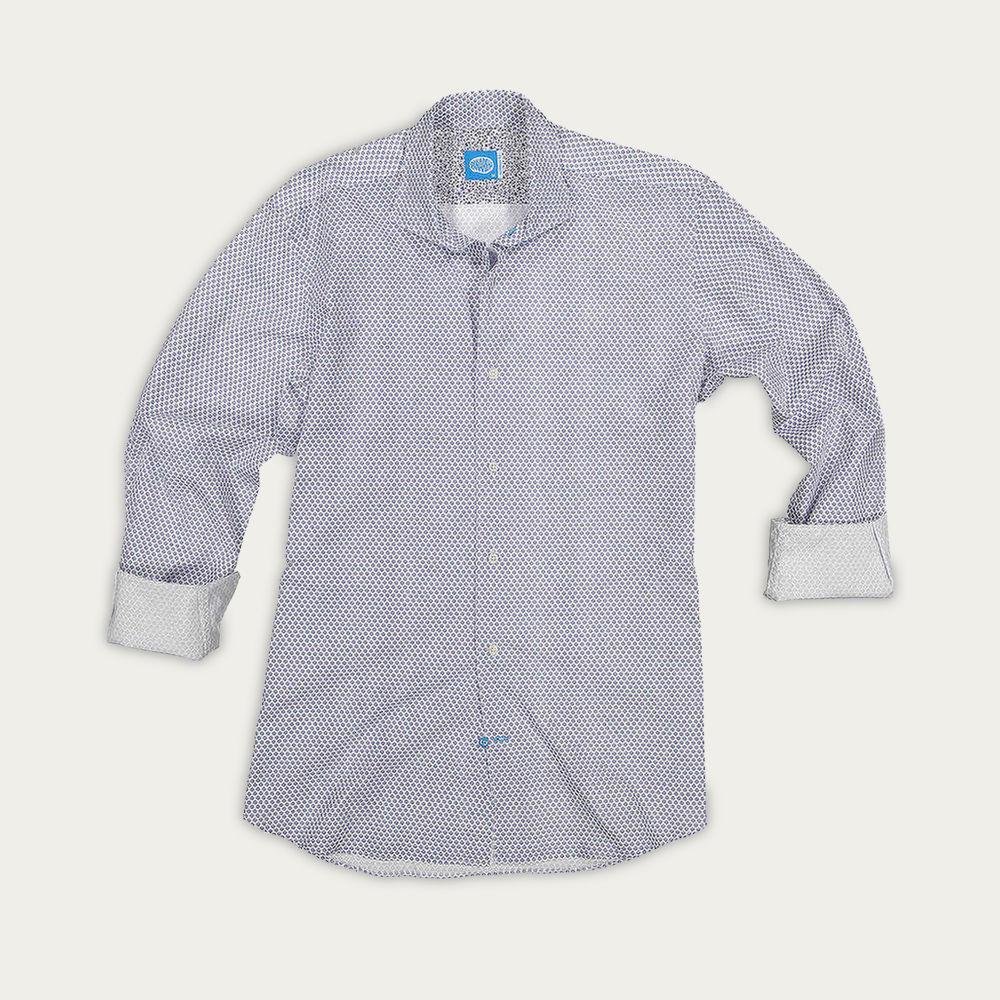 White Itacaré Suns Shirt | Bombinate
