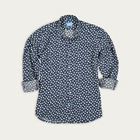 Blue Biarritz Hearts Shirt | Bombinate