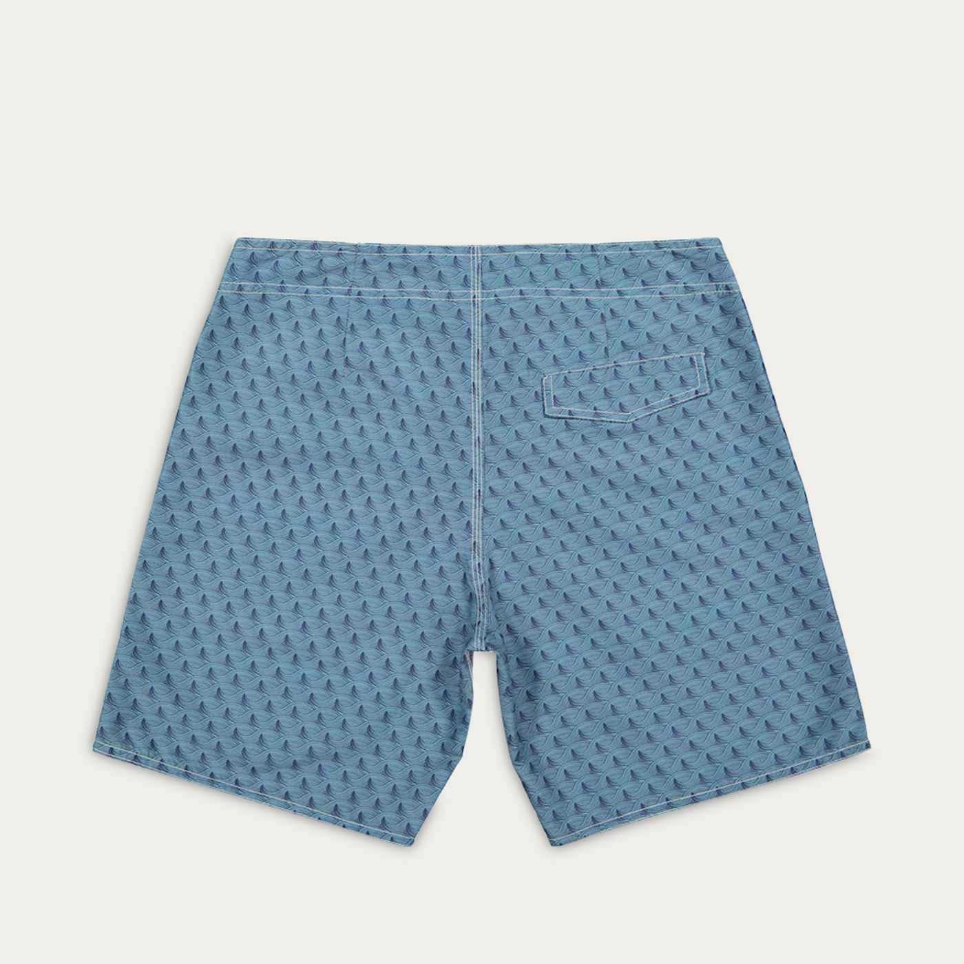 Blue Opunohu Beach Shorts   Bombinate