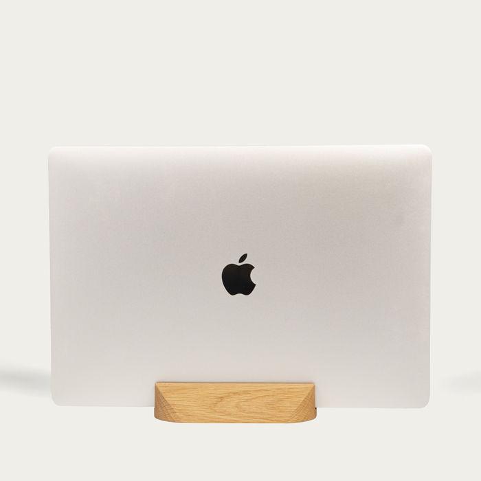 Oak Smartphone, Headphones and Laptop Stand - Set of 3 | Bombinate