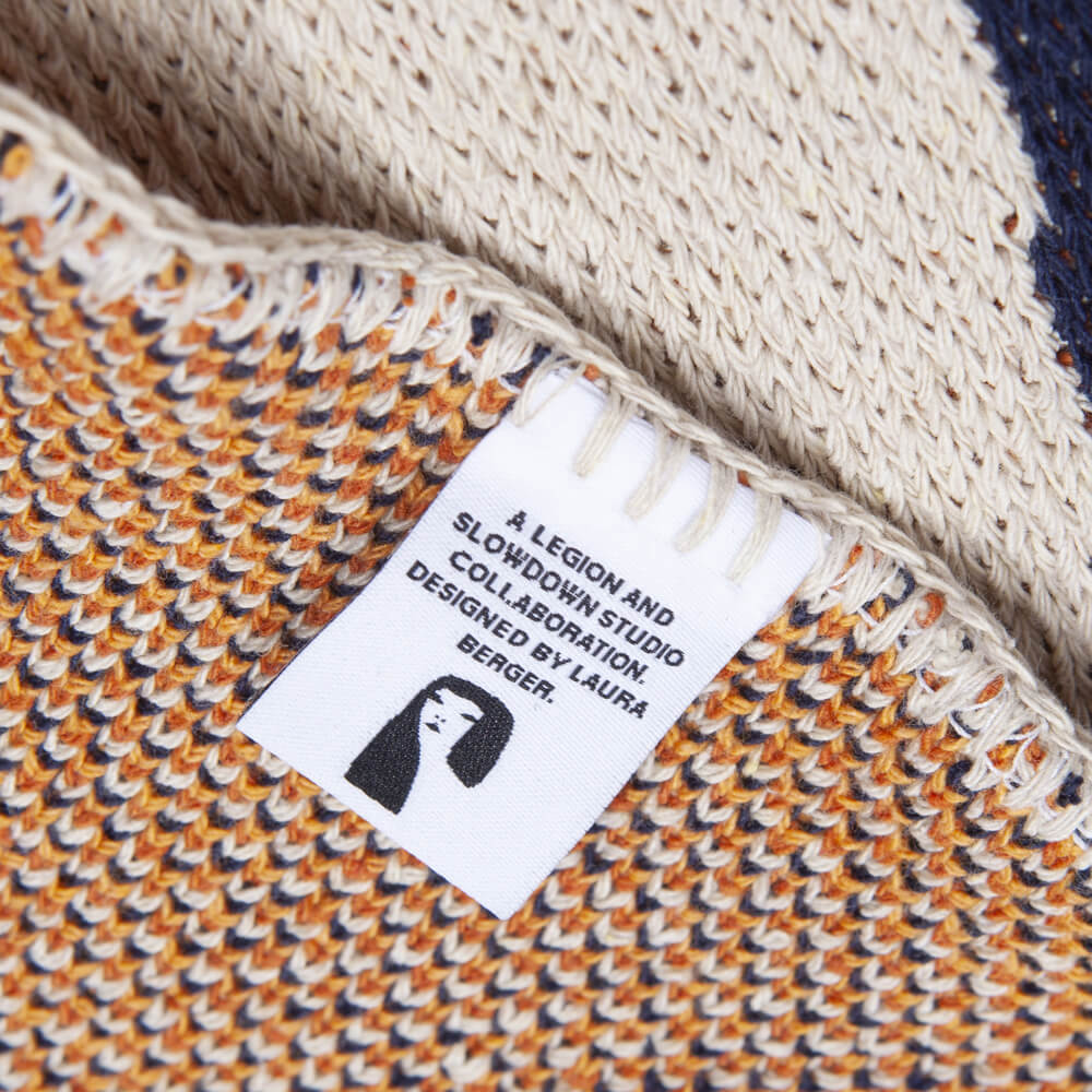 Molina Knit Blanket | Bombinate