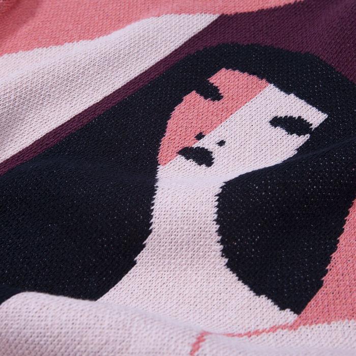 Yokota Knit Blanket | Bombinate