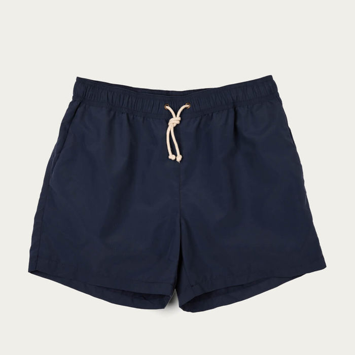 Blu Notte Swim Short | Bombinate