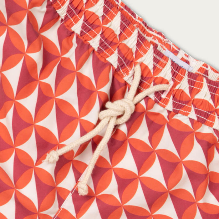 Corallo Vele Swim Short  | Bombinate