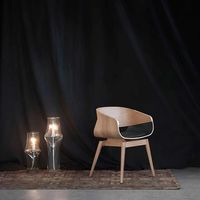 Black Natural 4th Armchair Soft | Bombinate