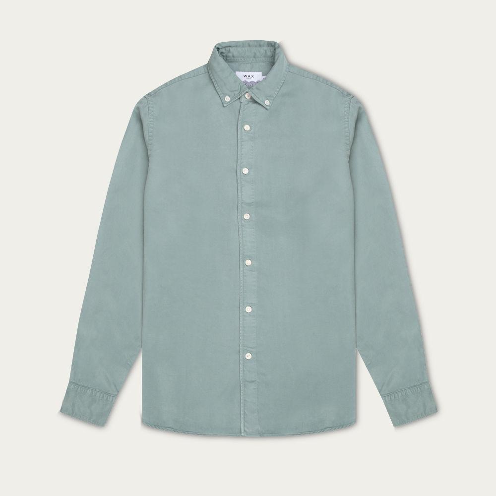 Stormy Sea Bampton Shirt | Bombinate