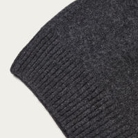 Charcoal Cotswold Knitted Jumper | Bombinate
