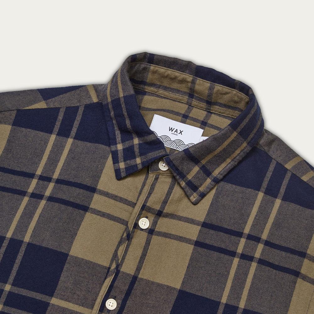 Moss Check Kramer Shirt | Bombinate