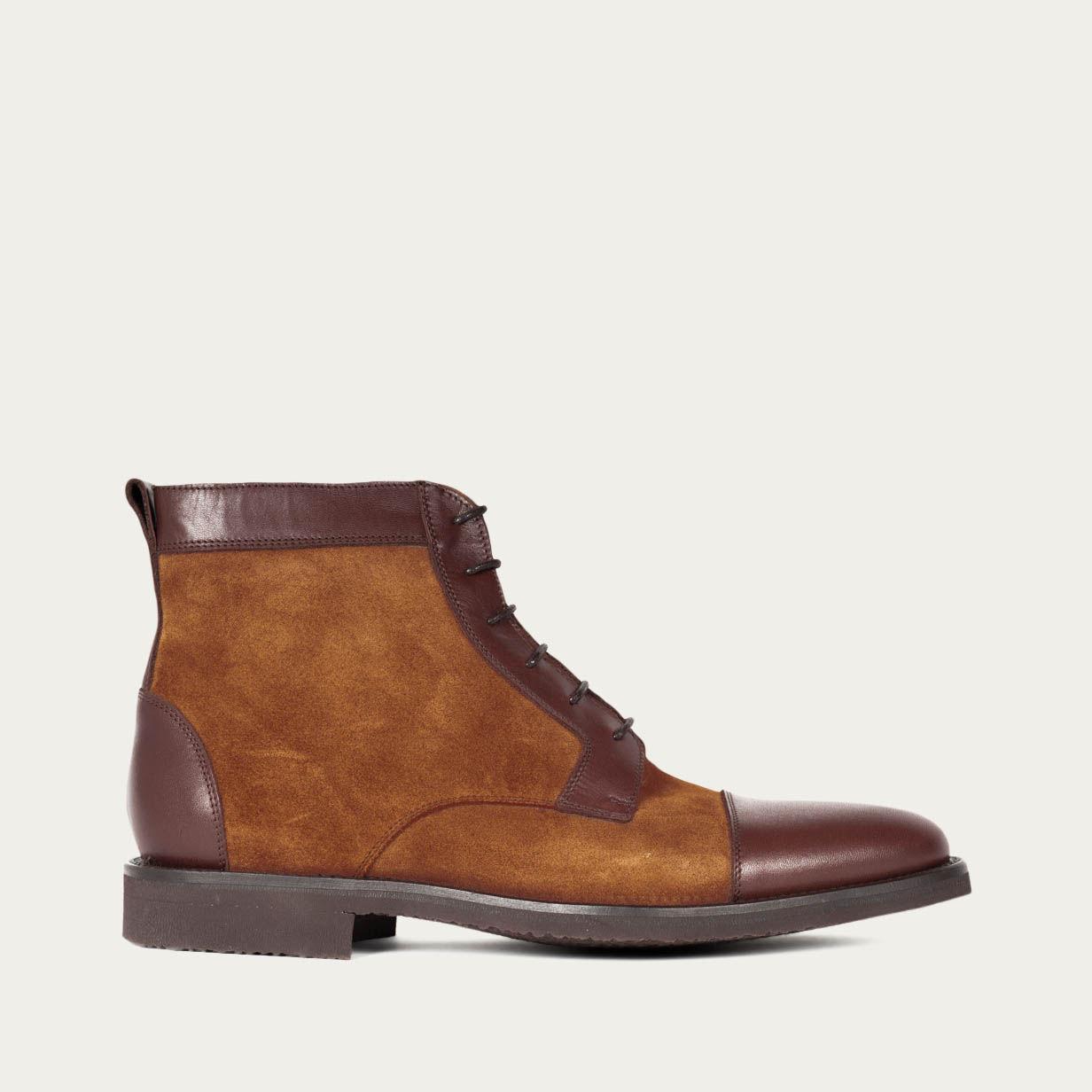 Camel Cambridge Boots 0