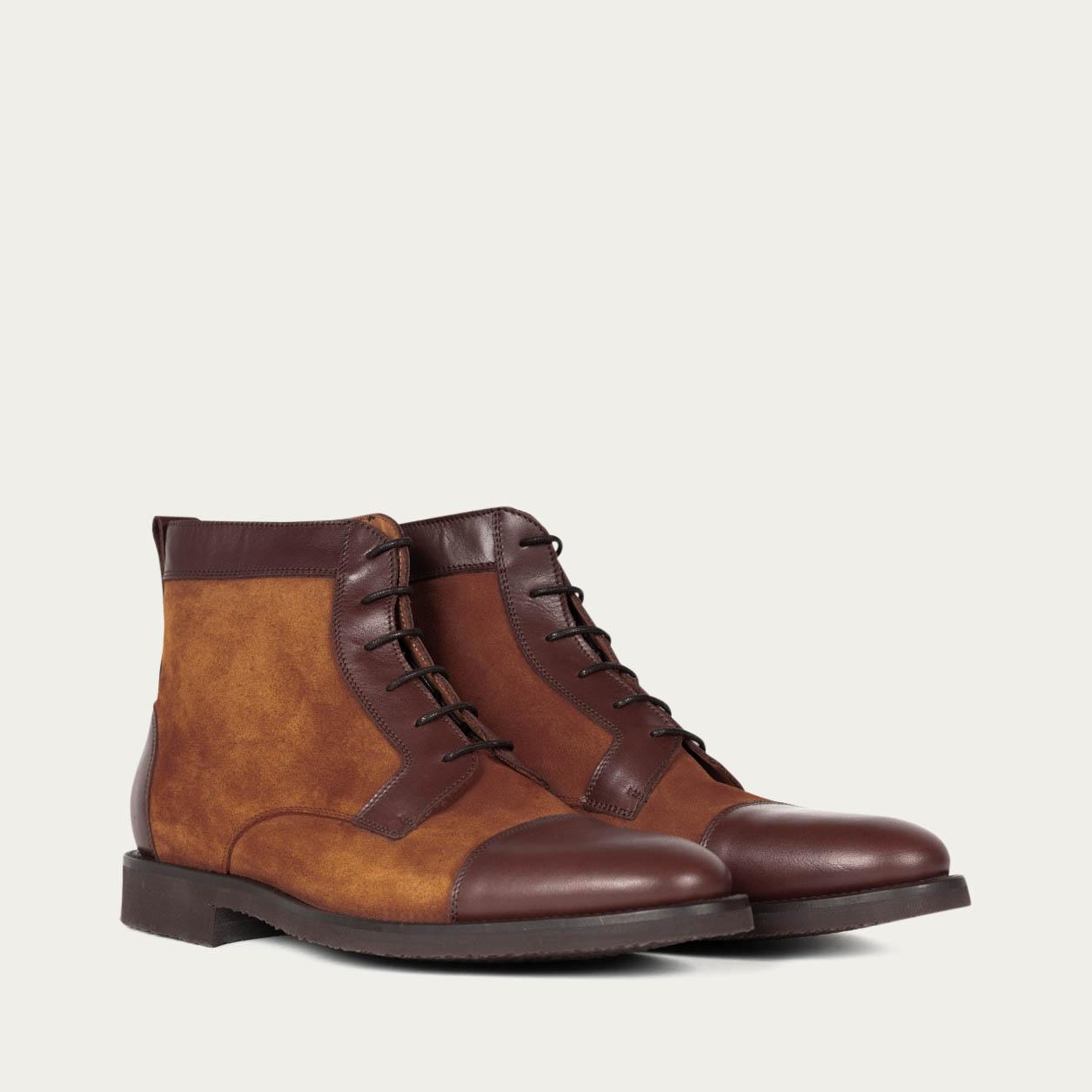 Camel Cambridge Boots 1