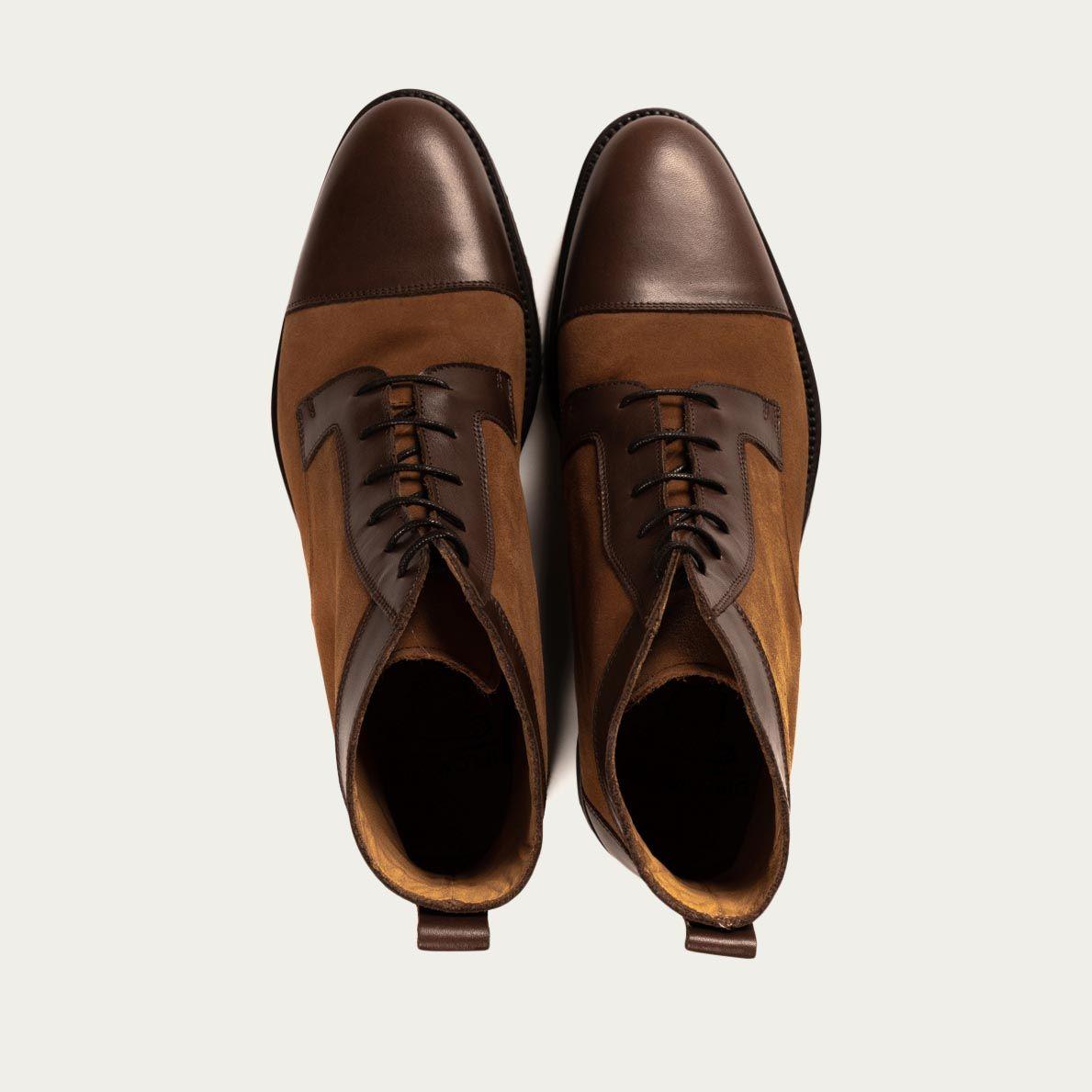 Camel Cambridge Boots 3