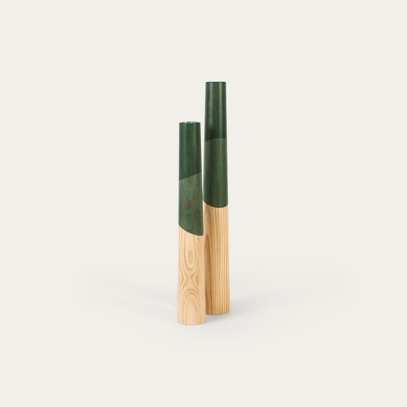 Green Giant Floor candle Holder  | Bombinate