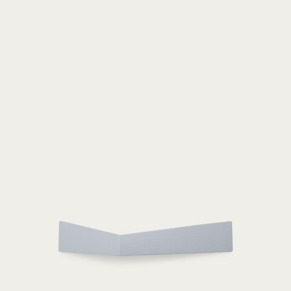 Grey Large Pelican Shelf with Hidden Hooks | Bombinate