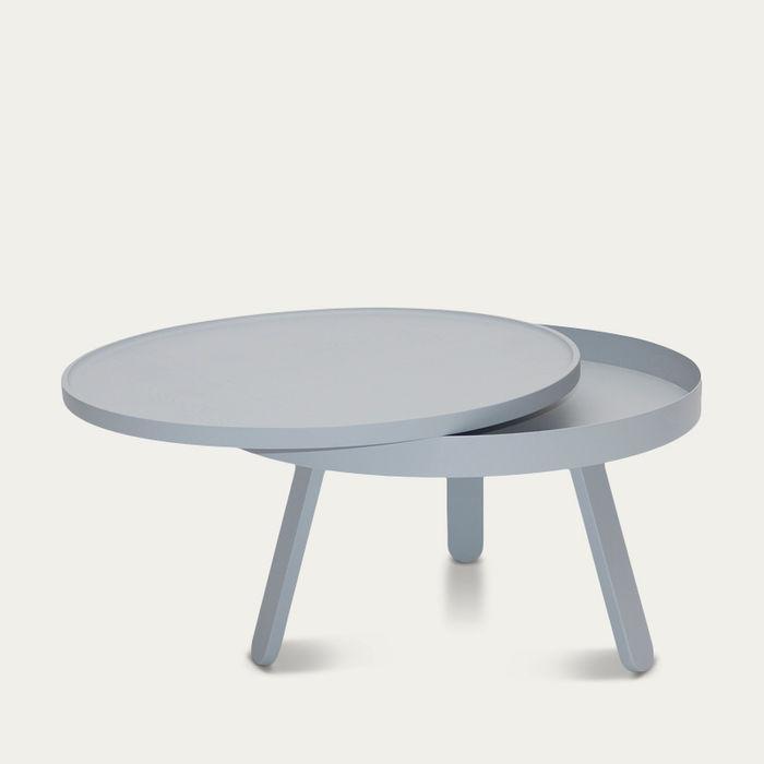 Grey Medium Batea Coffee Table  | Bombinate