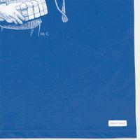 Blue Walrus Tee | Bombinate