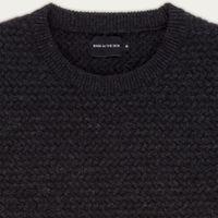 Cream Manex Sweater | Bombinate