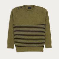 Khaki Esperanza Sweater | Bombinate