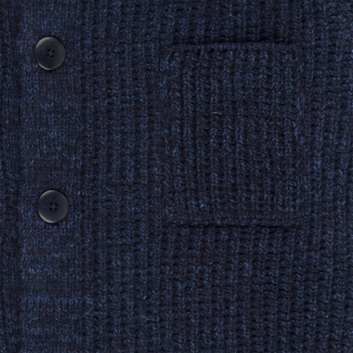 Navy Aita Cardigan | Bombinate