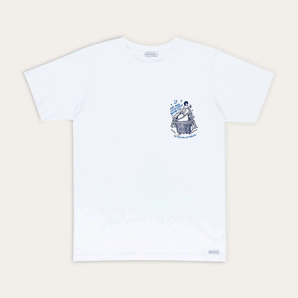 White Coffee Tee | Bombinate