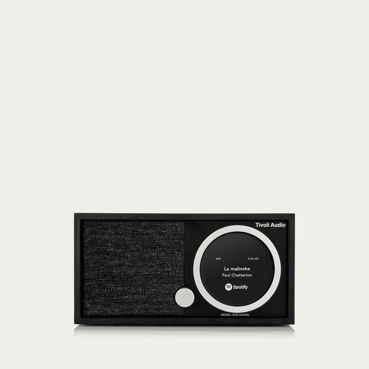 Ash / Black One Digital Model Speaker | Bombinate