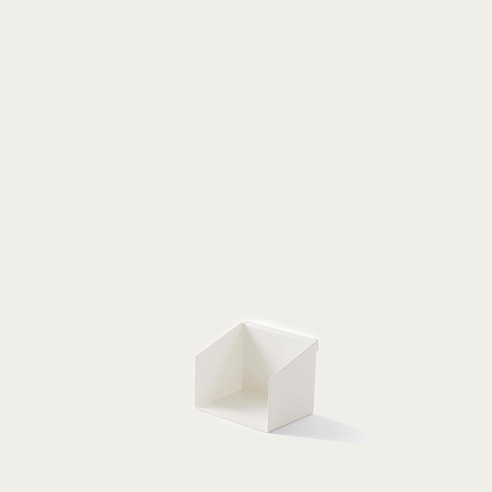 White The Small Storage Unit | Bombinate