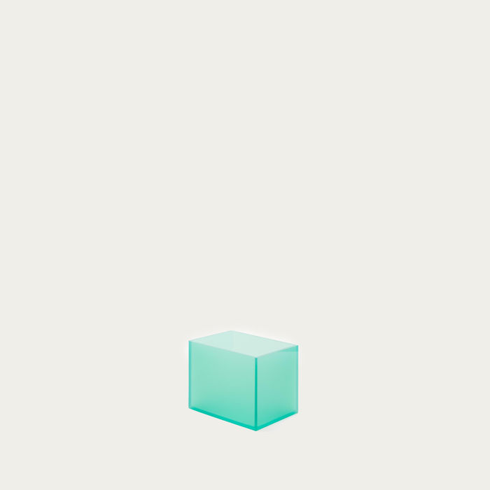 Bluegreen The Small Acrylate Container | Bombinate