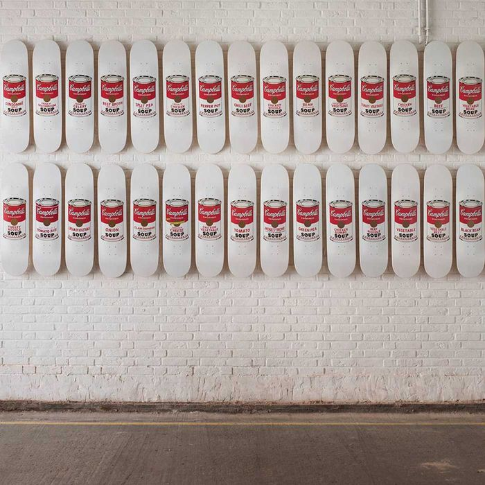 32 Campbell's Soup Cans  | Bombinate