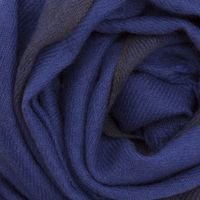 Dazzling Blue Oxford Scarf   | Bombinate