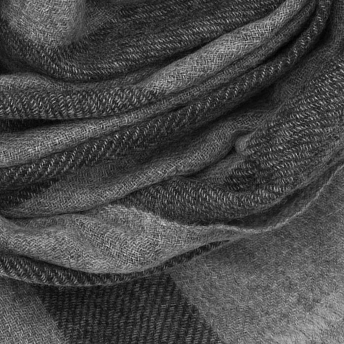 Two Tone Grey Redford Scarf   | Bombinate