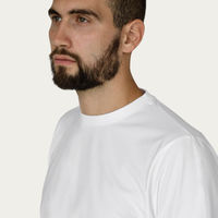 White T-Shirt | Bombinate