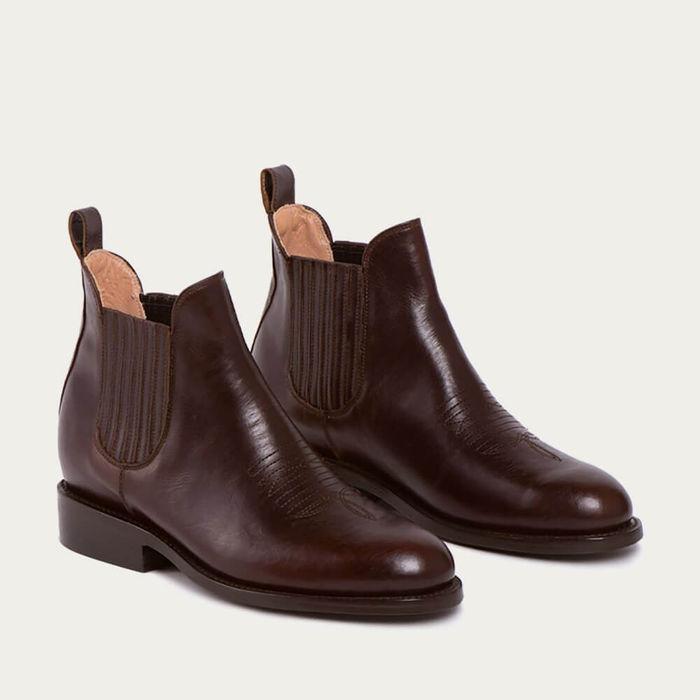 Chocolate Carlos Charro Boot | Bombinate