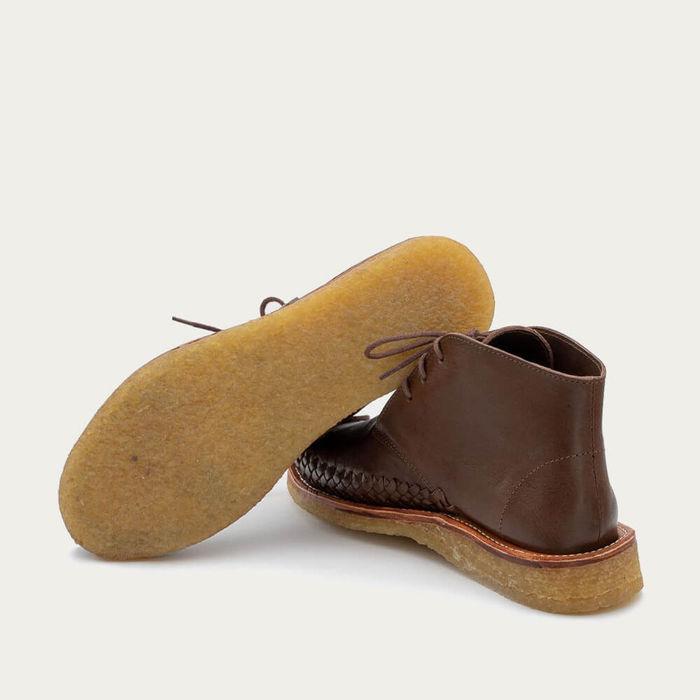Chocolate Gabriel Desert Boot | Bombinate