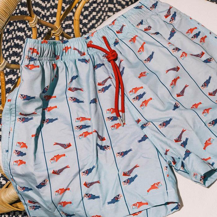 Koinorobi Kite Swimsuit | Bombinate