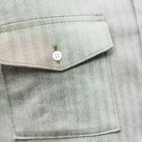 Khaki Region Shirt    Bombinate