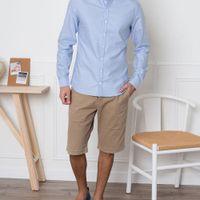 Blue Montlimart Shirt    Bombinate